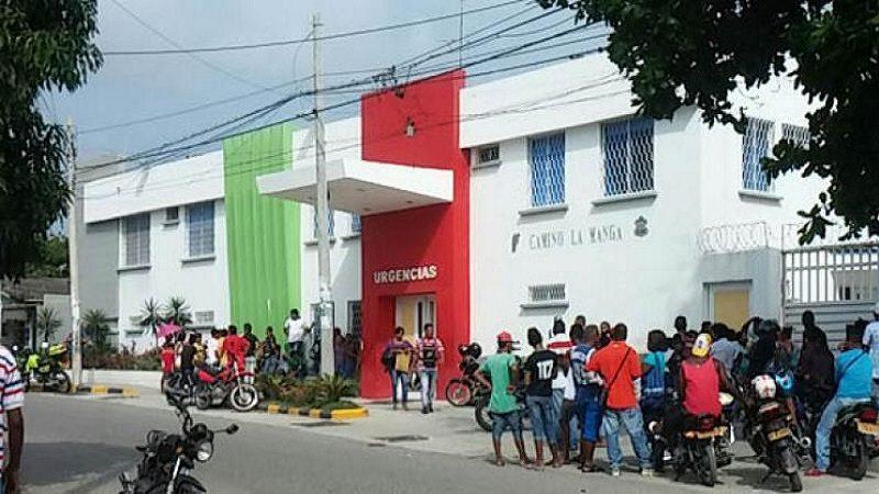 Un hombre muerto y dos menores heridas deja accidente de tránsito en el barrio La Manga