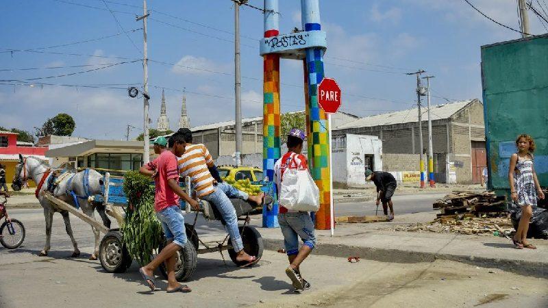 Un hombre muerto y una mujer herida deja ataque de sicarios en el barrio Rebolo