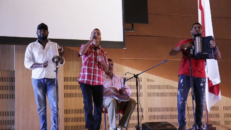 Víctimas disfrutaron el primer festival 'Historias de mi tierra, un camino hacia la paz', en Atlántico