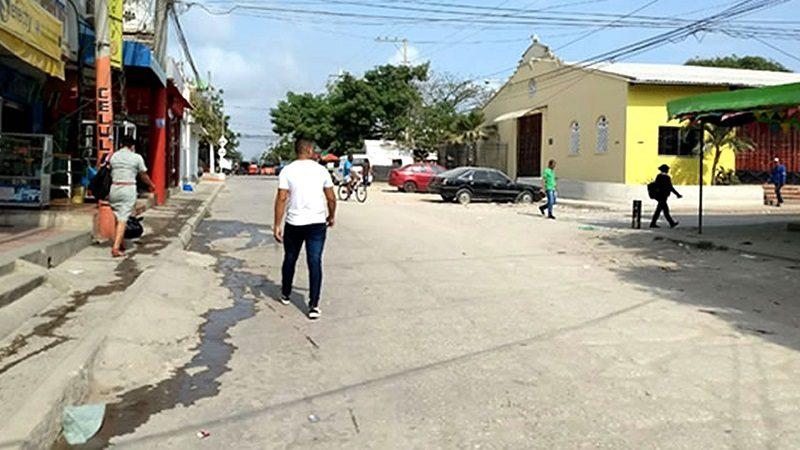 barrio Las Colonias de Soledad