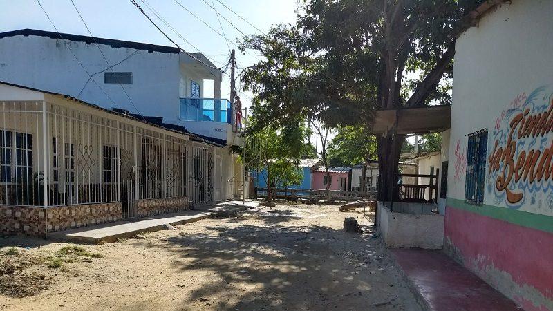 A bala asesinan a un hombre en el barrio Las Ferias de Soledad