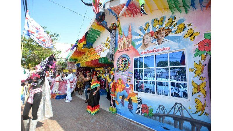 Abiertas inscripciones para concurso 'Fachadas del Carnaval' 2019