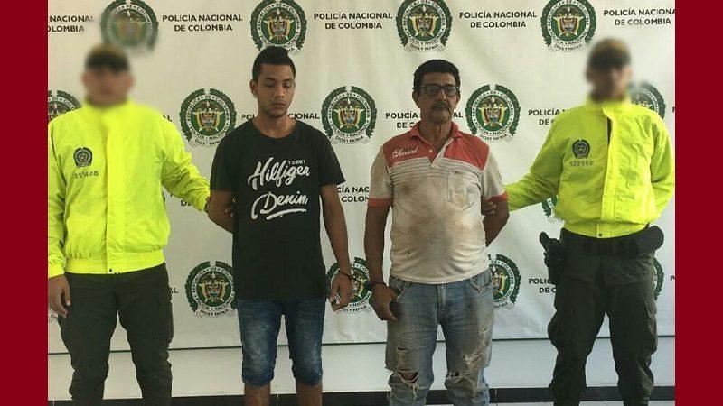 Alias 'Castor' se le escapó a la Policía en Galapa