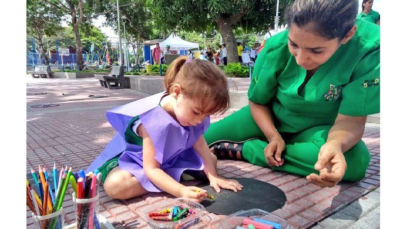 Atención a primera infancia de Barranquilla, en modalidad familiar, es la mejor del país