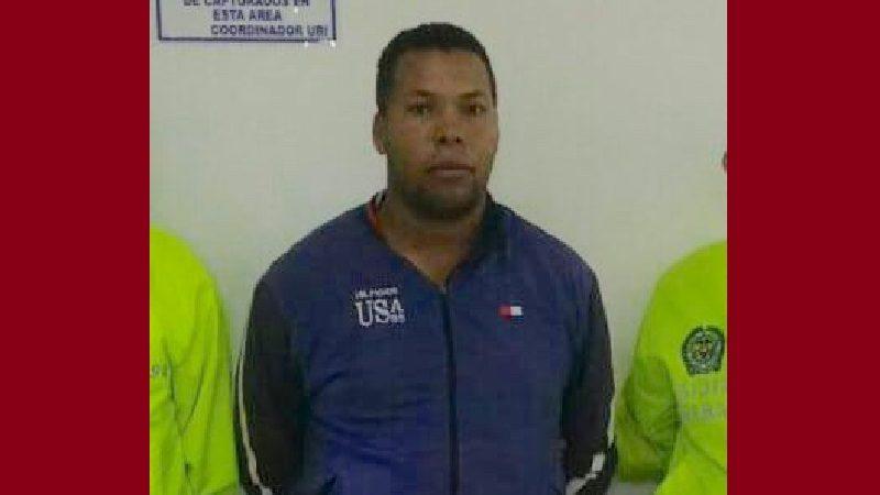 Cae alias 'El Corro', uno de los apartamenteros más peligrosos de Barranquilla