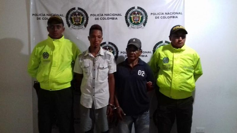 Capturan a dos hombres sindicados de decapitar a campesino en Santa Cruz de Luruaco