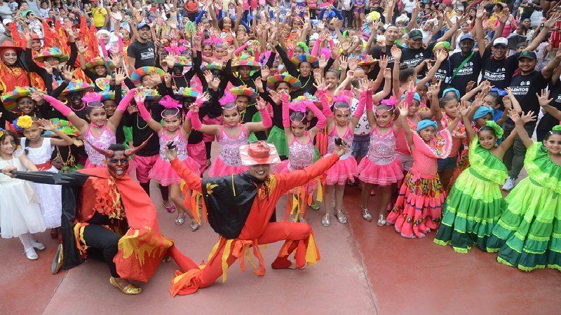 Casas Distritales de Cultura, un año marcado por grandes resultados