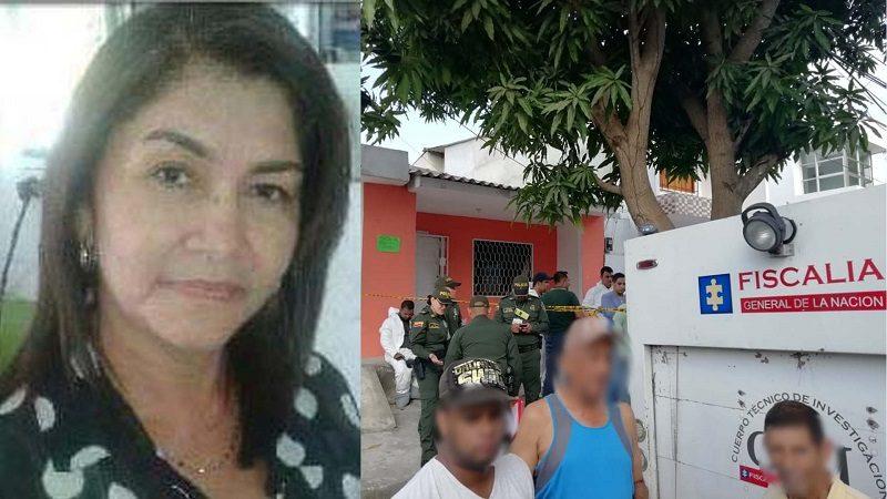 Conmoción en el barrio San Felipe por el asesinato de una mujer dentro de su casa