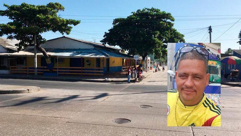De cinco tiros asesinan a un hombre en el barrio La Luz