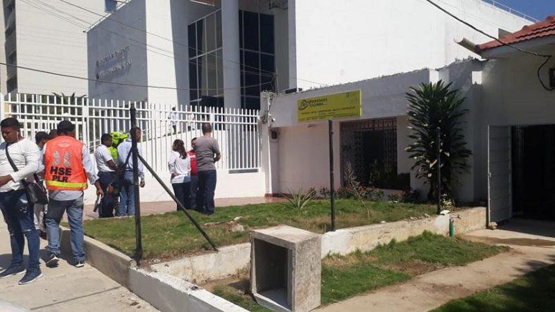 De dos tiros hieren a mensajero por robarle $9 millones, en el norte de Barranquilla