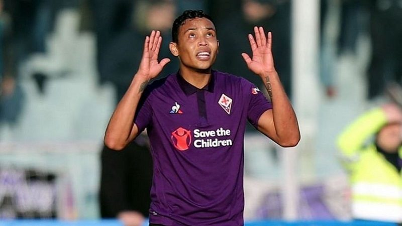 Doblete de Muriel en el empate de Fiorentina 3-3 contra Sampdoria