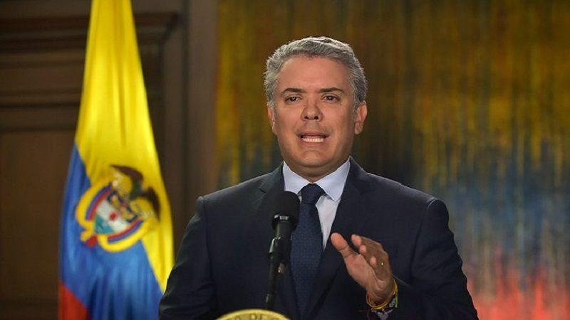Duque pidió a Cuba capturar y entregar a negociadores del Eln