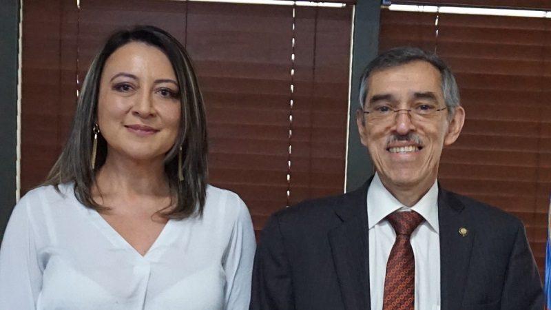 Eligen presidente y vicepresidenta del Consejo Superior de la Judicatura