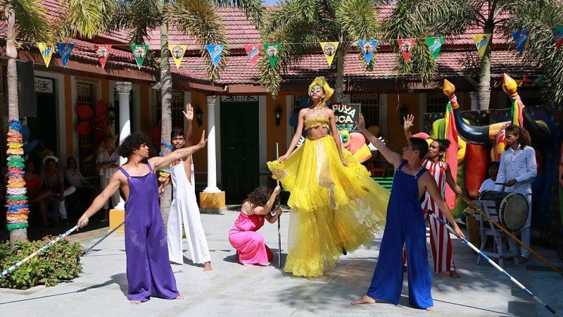 En Carnaval, el 'Encuentro de Comedias' se toma los parques de Barranquilla