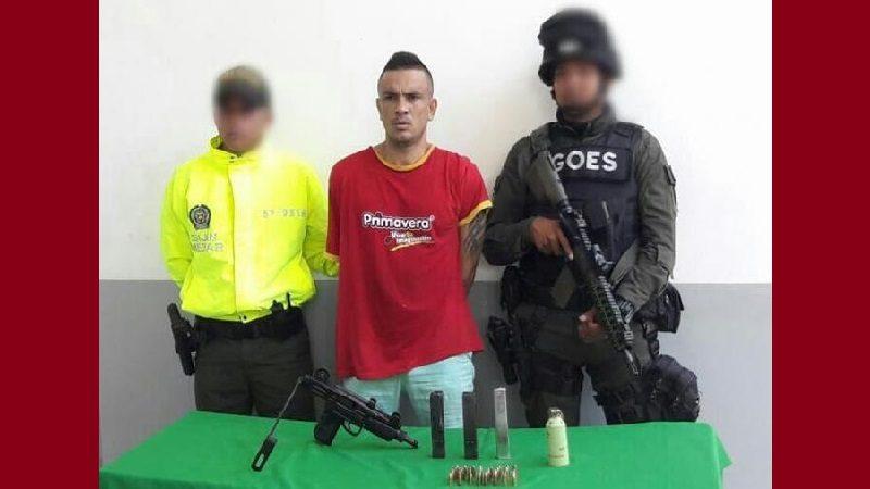 Este es el venezolano capturado en Barranquilla señalado de supuesto plan contra Duque