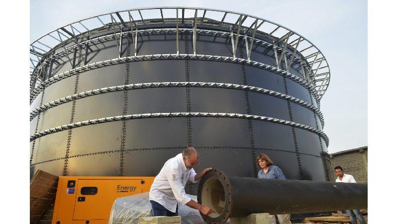 Gobernación adjudica construcción de tanque elevado para Piojó, Atlántico