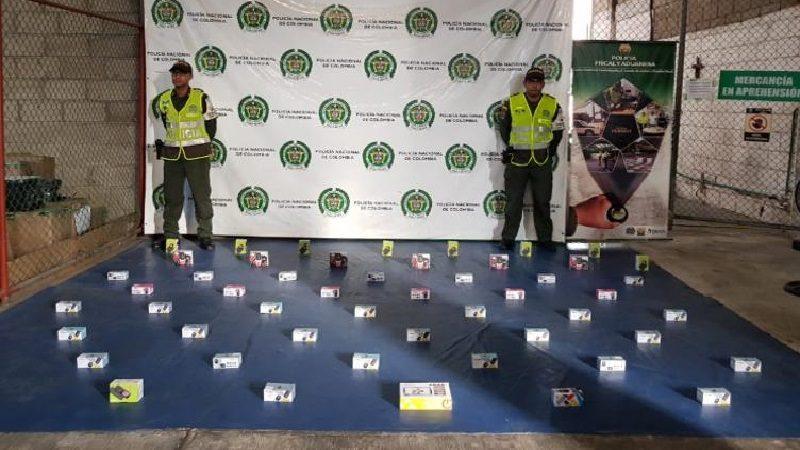 Incautan mercancía de contrabando avaluada en $280 millones, en Barranquilla