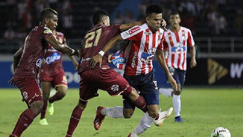 Junior cayó 2-1 ante Tolima en primer partido de la Superliga