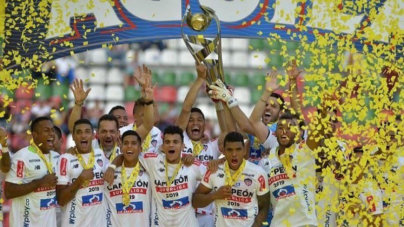 Junior, el papá de los campeones en Colombia