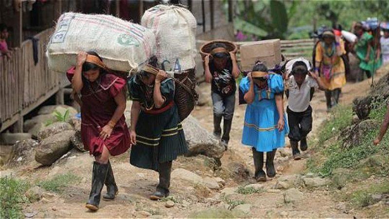 Más de 10 mil hogares afectados por desplazamiento forzado recibirán apoyo del Gobierno Nacional