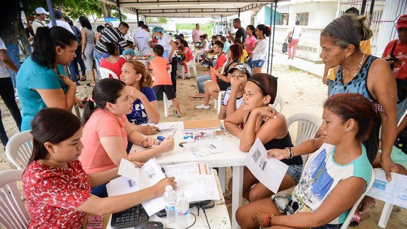 Más de 450 mil personas están registradas en el Sisbén del municipio de Soledad