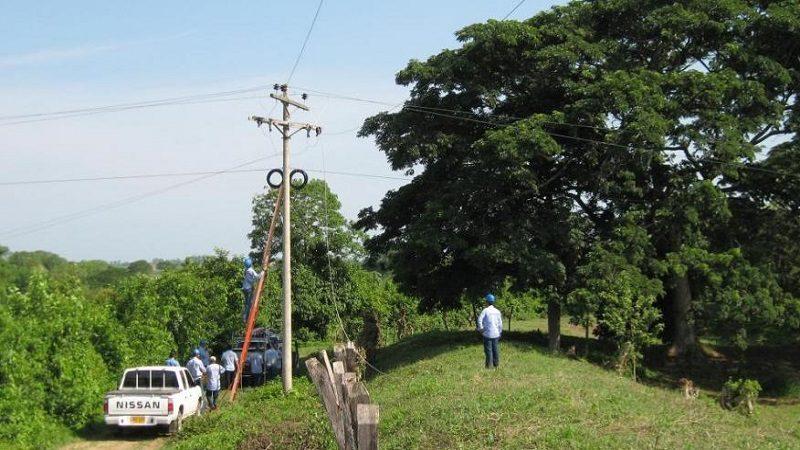 Preocupan reiterativos casos de robo de redes de energía en Atlántico