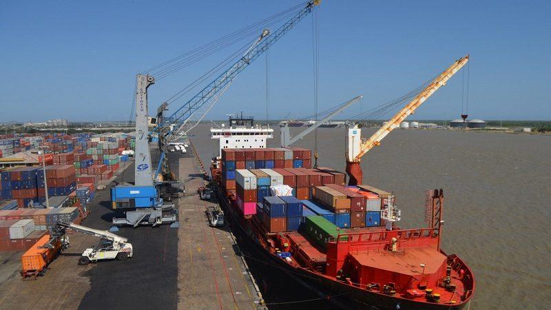 Puerto de Barranquilla movilizó más de 5 millones de toneladas en 2018