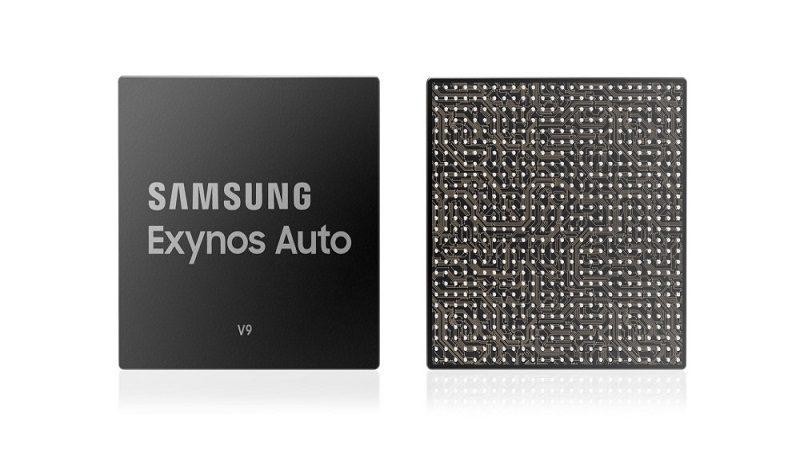 Samsung Exynos Auto V9 impulsará el sistema de información y entretenimiento incorporado en vehículos Audi