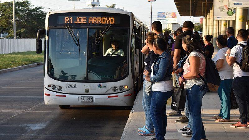 Transmetro anuncia operación especial al finalizar Junior vs. Patriotas, este miércoles 30 de enero