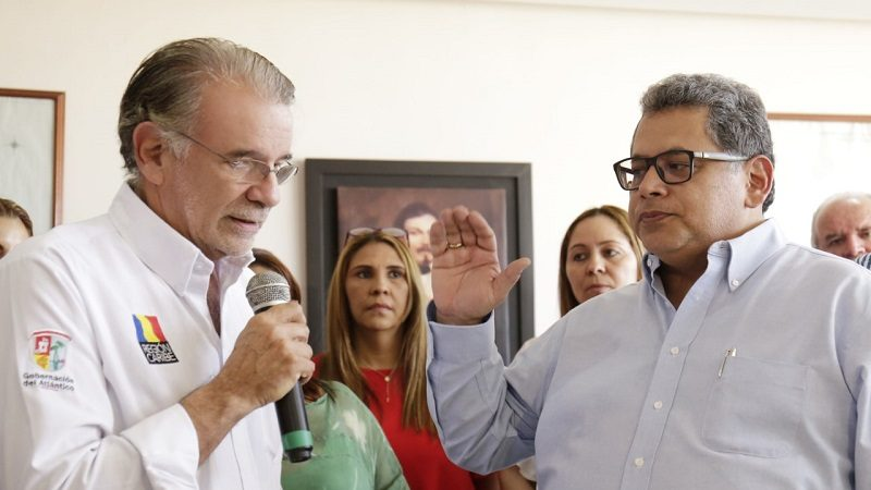 Ulahy Beltrán López, nuevo gerente del Hospital Cari