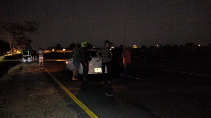 Un muerto y un herido deja accidente de tránsito en la vía Galapa - Barranquilla