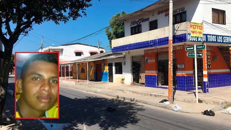 Un muerto y un herido deja ataque de sicarios en el barrio La Central de Soledad