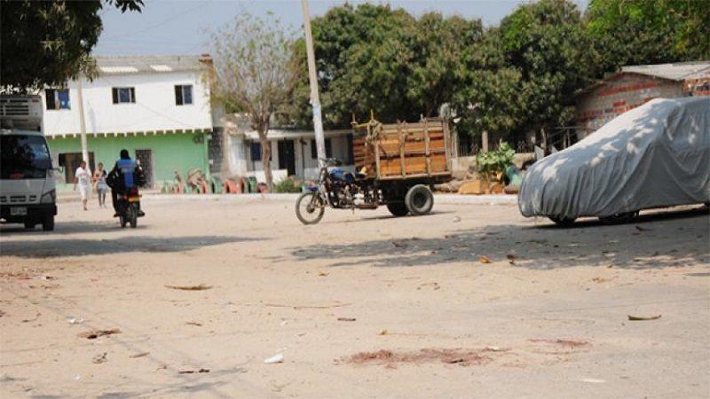 A puñal matan a un hombre en el barrio La Central de Soledad