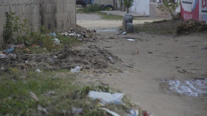 A tiros asesinan a un motorizado en el barrio Villa del Rey de Soledad