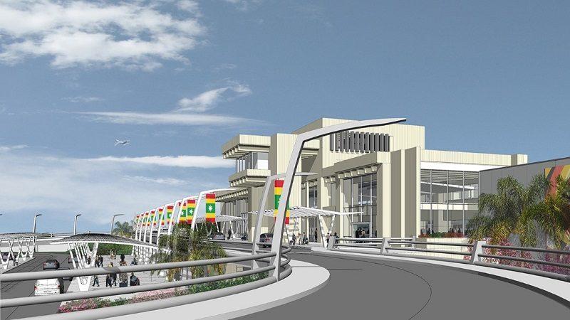 Aeropuerto Ernesto Cortissoz habilitará una nueva vía de acceso provisional