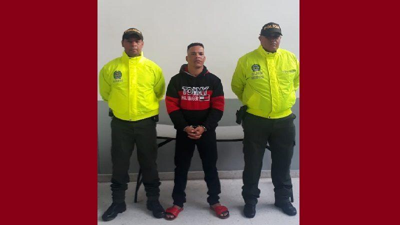Así cayó alias 'Billete', según Policía, uno de los delincuentes más peligrosos de Barranquilla