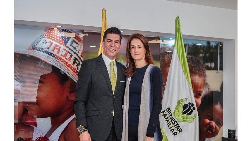 Benjamín Collante Fernández, nuevo director regional Atlántico del ICBF