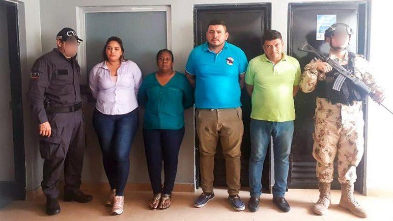 Cae banda denominada 'Los Contadores', en el departamento del Atlántico