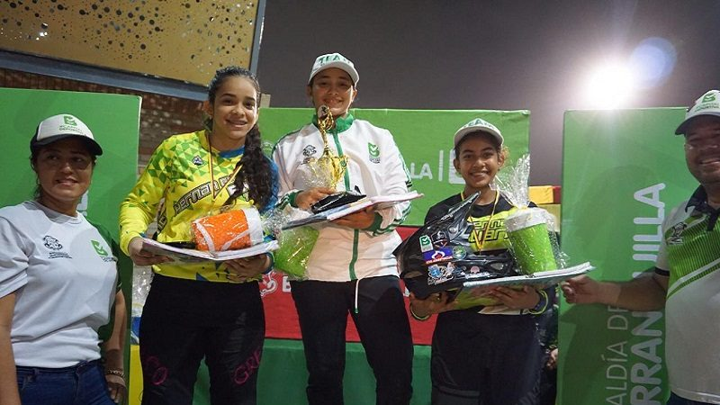 En diferentes competencias, integrantes del 'Team Barranquilla' se alzaron con triunfos
