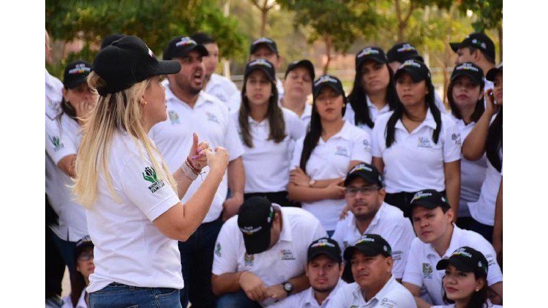 Equipo interdisciplinario de la Alcaldía acompaña alistamiento de 140 sedes donde brindará atención a primera Infancia