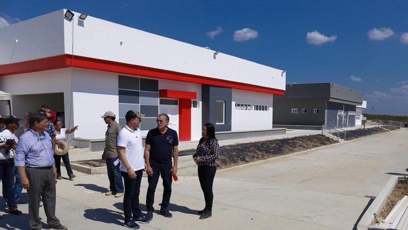 Estadio de béisbol, hospital y Casa de la Cultura obras de la Gobernación en Manatí