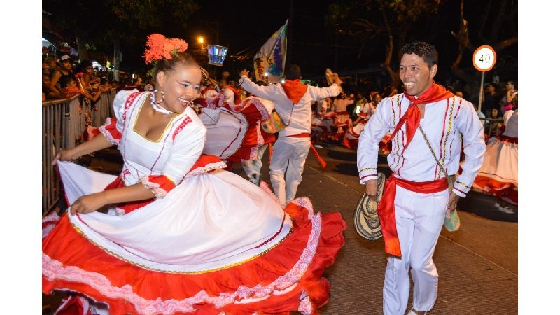 Hoy viernes 22 de febrero, el municipio de Soledad tiene su propia Guacherna