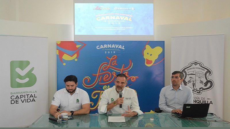 Industrias culturales creativas, motor en la economía del Carnaval de Barranquilla
