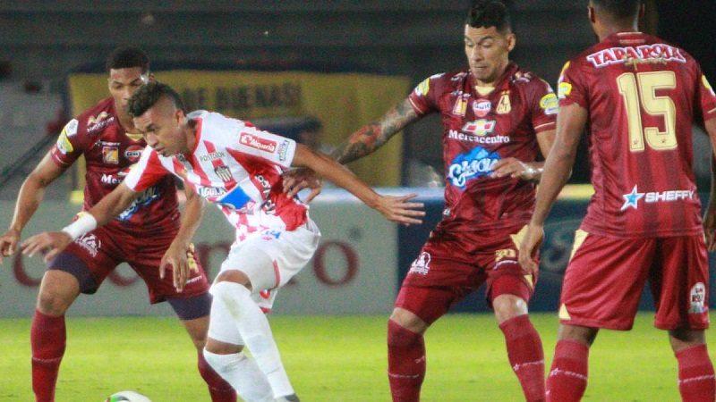 Junior venció 1-2 al Tolima y sigue invicto en la Liga