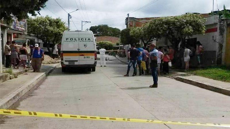 Masacre en Aguachica