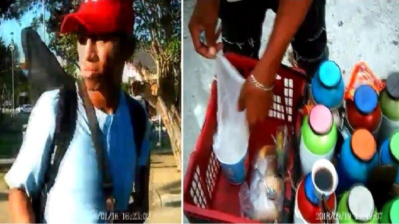 Profesor de tenis y vendedor de tintos eran 'jíbaros' en el norte de Barranquilla