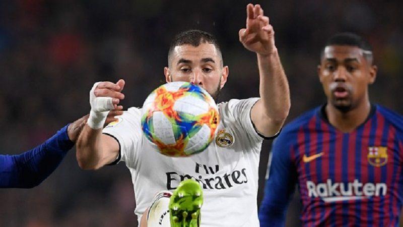 Real Madrid y Barcelona empataron 1-1 en semifinales de Copa del Rey