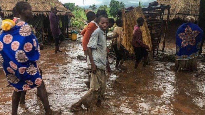 2,8 millones de afectados por ciclón en sur de África, según la ONU