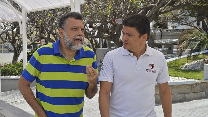 Alberto Linero, nuevo docente de la Universidad de la Costa
