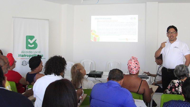Alcaldía de Barranquilla socializó su Rendición de Cuentas en las 5 localidades